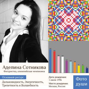 Фото души Аделина Сотникова