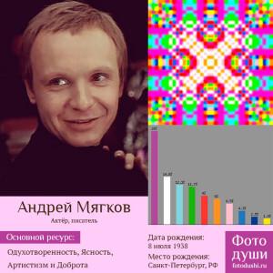 Коллаж с фото души Андрей Мягков