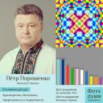 Коллаж с фото души Пётр Порошенко