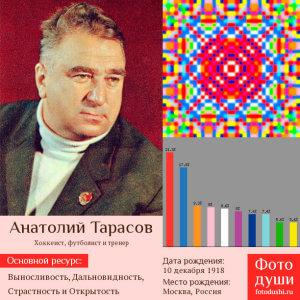 Коллаж с фото души Анатолий Тарасов