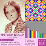 Коллаж с фото души Маргарита Терехова